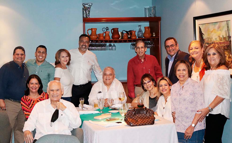 EMPRESARIALES EVENTOS  | REUNIÓN DE CLUB SKAL INTERNACIONAL DE PANAMÁ